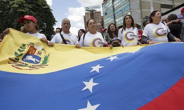"""Venezuela rechaza la """"agresión continuada"""" de la UE y dice que no aceptará """"amenazas"""""""