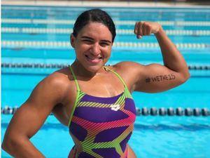Alejandra Aybar.