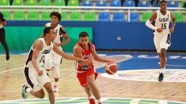 República Dominicana se clasifica al Mundial sub'17 de baloncesto