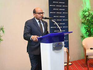 Luis Valdez, Director General de Impuestos Internos.