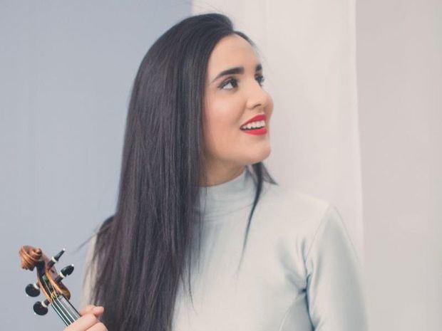 Aisha Syed tocará con violín Stradivarius Helvetica