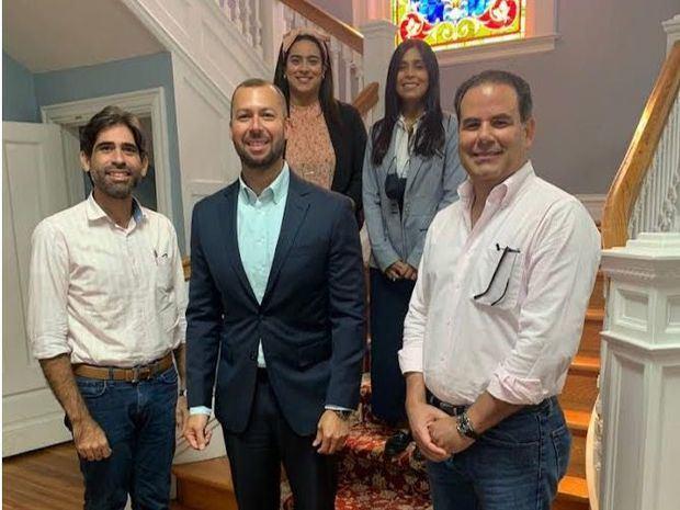 Empresas dominicanas participan en exhibición de productos en Washington