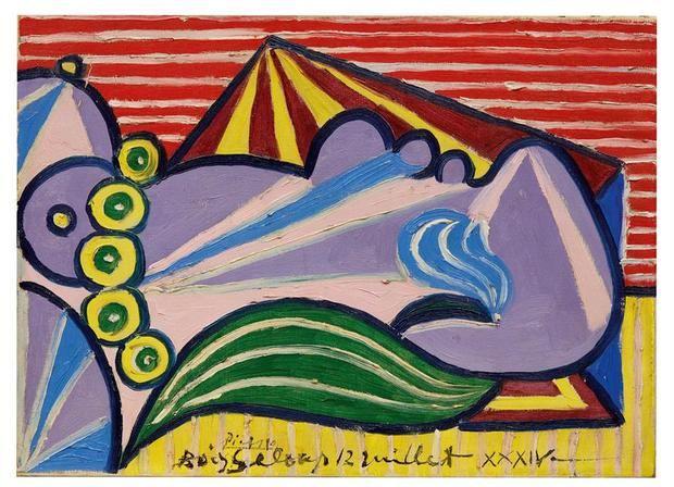 Bacon y Picasso protagonizarán la primera subasta global virtual de Sotheby's