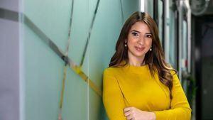 Ceo Fundadora de la plataforma digital Meet Business Consulting y Meet Business Academy, Gisel Castillo.