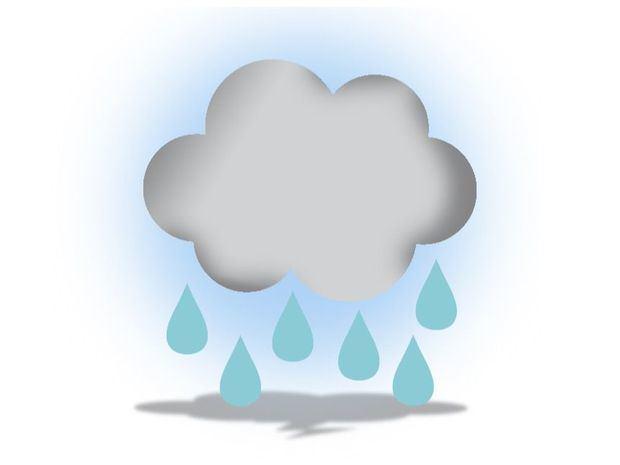 Aguaceros por incidencia de vaguada y onda tropical