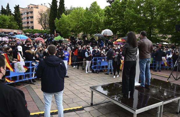 Elecciones regionales en Madrid y desinformación, trumpismo a la madrileña