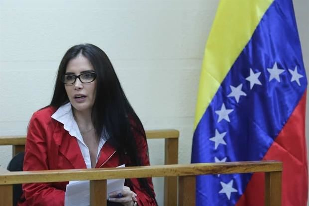 La excongresista colombiana presa en Venezuela acusa a Duque de querer matarla