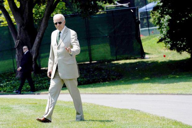 Biden cree que el mundo no puede esperar más para afrontar crisis climática