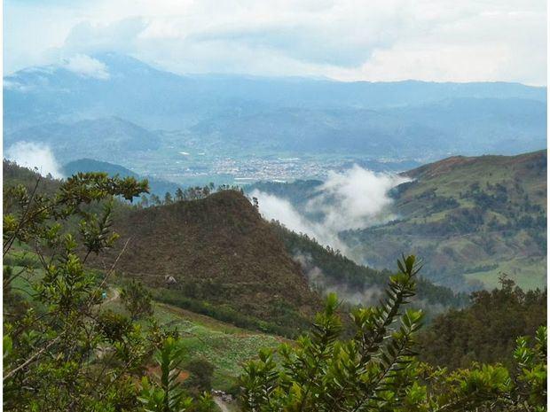 Valle Nuevo.