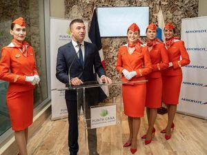 Alexander Pikalov, el director Adjunto de Mercadeo de Aeroflot.