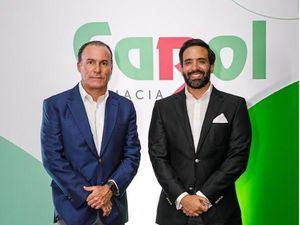 Felipe Pagés y Julio R. Curiel.