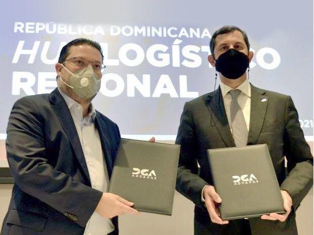 La DGA y AMCHAMDR dan el primer paso para impulsar a RD como un Hub Logístico