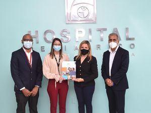 Hospital Hugo Mendoza ofrecerá sus servicios al Seguro Médico Internacional Just de Seguros Reservas.