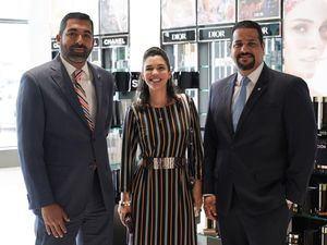 Carlos Valdes,Judith Garcia y Carlos Jiménez.