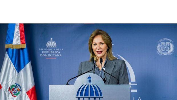 Milagros Germán asume como ministra de Cultura.