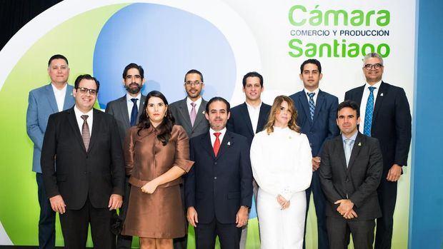 Cámara de Comercio y Producción de Santiago Inc., realiza su 107a Asamblea Anual Ordinaria No Eleccionaria