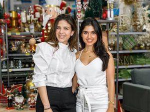 Katerina Lama y Carola Lama.