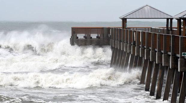 Potencial ciclón se acercará a la República Dominicana este jueves