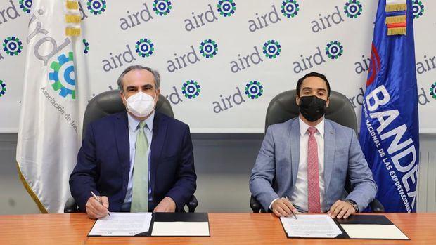 AIRD contribuye a facilitar financiamiento para las Pymes exportadoras