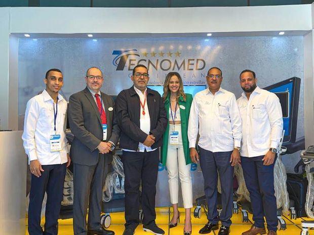 Tecnomed Caribbean categoría ORO en XI Congreso Internacional Sonografía