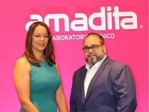 Jessica Mateo y Guarionex Gonzalez.