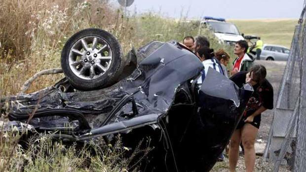 Ocho muertos y 104 heridos en accidentes de tránsito en Fin de Año.
