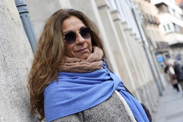 En la imagen, la cantante española Lolita Flores.