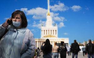 Rusia supera los 10.000 nuevos contagios de coronavirus diarios.
