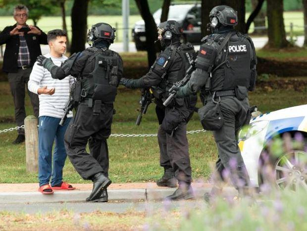 Uno de los detenidos por ataques en Nueva Zelanda comparece ante un tribunal