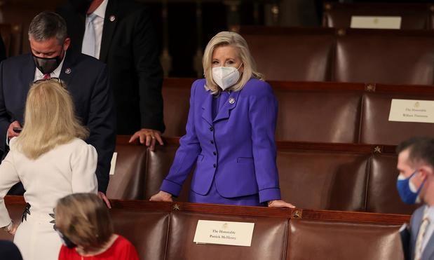 Liz Cheney dice que los republicanos están en un