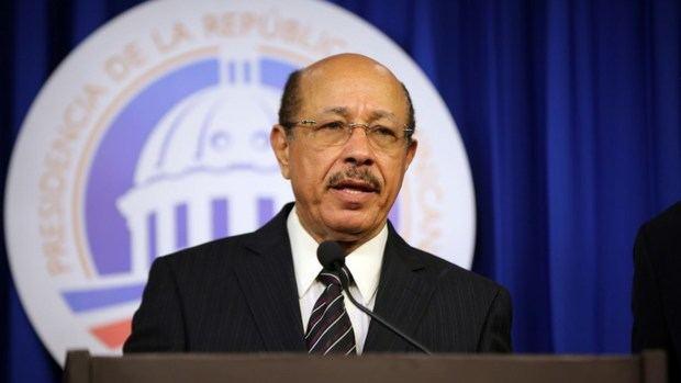 Presidente del Partido de la Liberación Dominicana (PLD), Temístocles Montás.