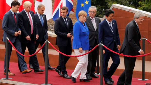 EE.UU.no se suma a consenso sobre clima en Cumbre del G7