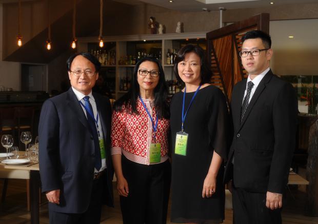 Cámara de Comercio de Taiwán agasaja a hoteleros taiwaneses en EU