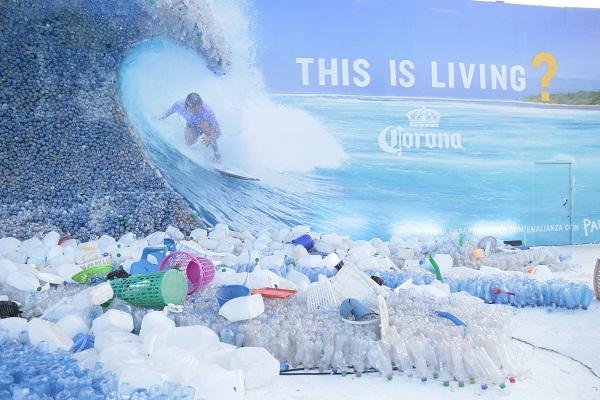 Corona presenta iniciativa para cuidar medio ambiente