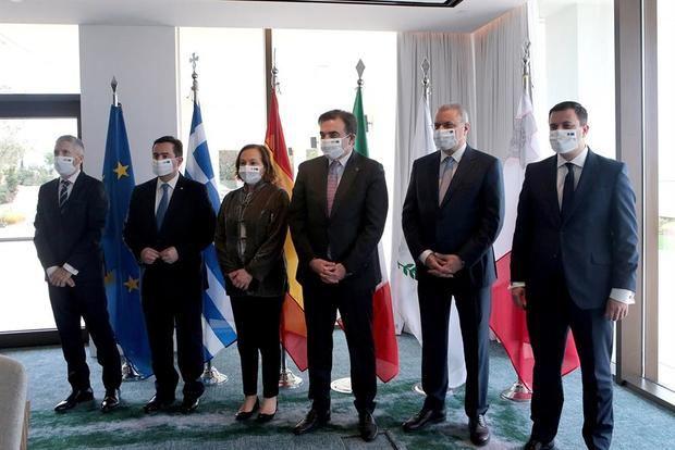 El Mediterráneo reclama solidaridad en la gestión de la migración