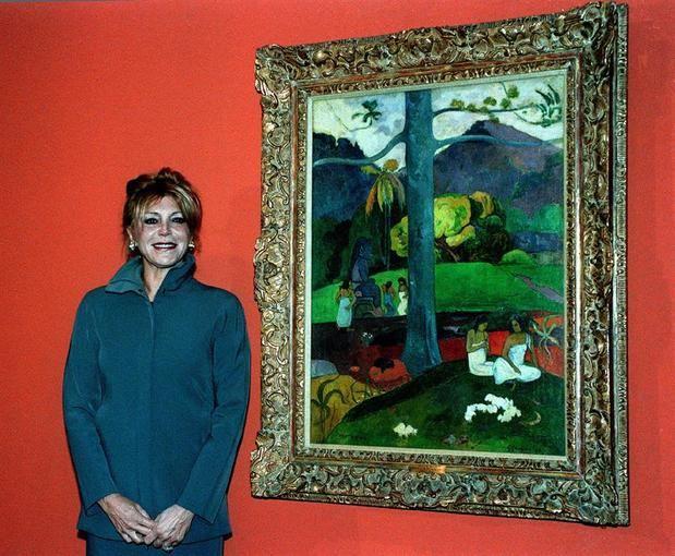 Gauguin, en el epicentro de las desavenencias entre Carmen Thyssen y España