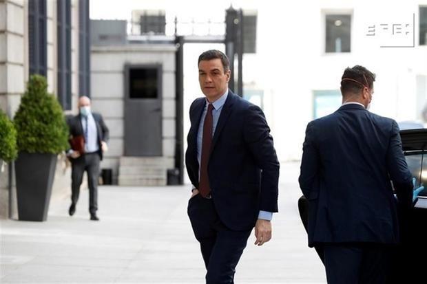 El Parlamento español prorrogará el estado de alarma a petición del Gobierno