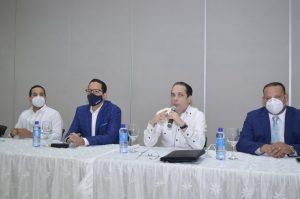El director APP revela en la ACIS inicio construcción carretera del ámbar segundo trimestre 2021