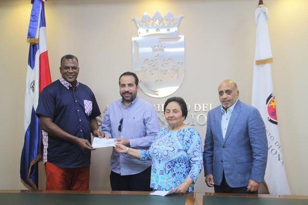 Alcaldía del Distrito Nacional apoya al Torneo de Baloncesto del Distrito Nacional, Copa Santo Domingo de Guzmán.