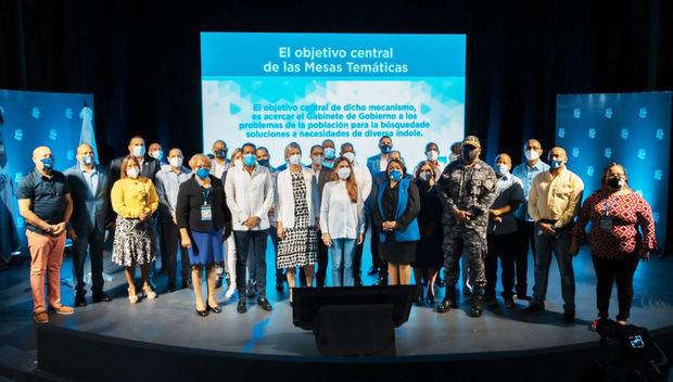 ADN y PNUD abren espacio de interacción para conectar ciudadanía con gobierno local
