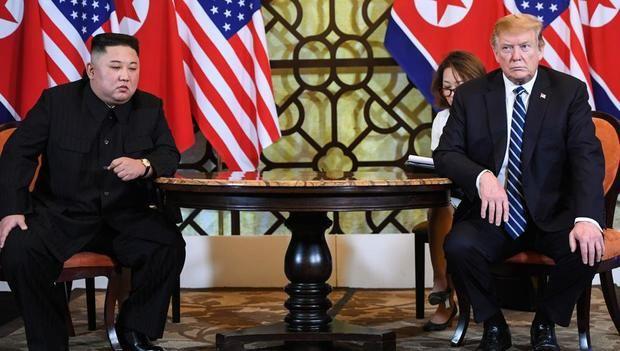 La cumbre entre Kim y Trump termina abruptamente sin ningún acuerdo