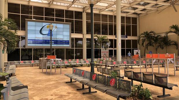 Apresado autor de falsa alarma en Aeropuerto Cibao