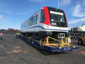 Alstom firmó contrato para proveer trenes Metrópolis a la ciudad de Santo Domingo