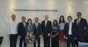 ANJE se reúne con representantes del BID para conocer sobre alianzas público privadas