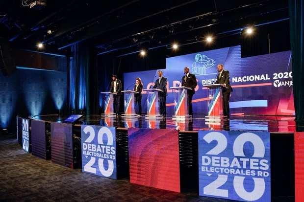 ANJE otorga prórroga a candidatospara participar en los debates electorales 2020.