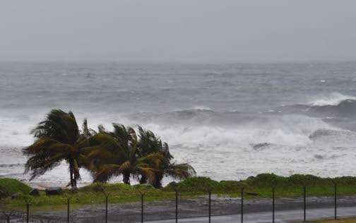 Se forma tormenta tropical Grace, moviéndose rápido hacia las Antillas Menores