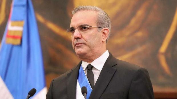 Presidente Luis Abinader.
