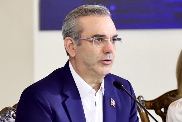 Abinader participará en el diálogo de este miércoles