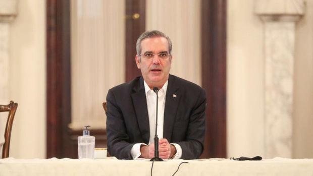 Presidente de la República, Luis Abinader.