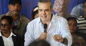 Precandidato presidencial por el PRM Luis Abinader.